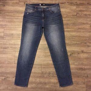 Kut from the Kloth | Diana Skinny Jeans EUC